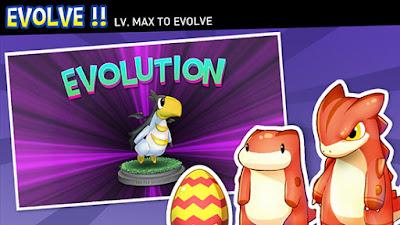Cara Upgrade atau Evolve POKEMON dalam Pokemon Go