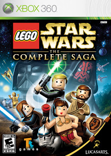 LEGO Star Wars The Complete Saga (XBOX360)