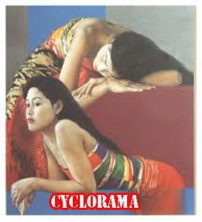 Lukisan Sfumato dan Cyclorama