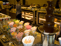 fondue buffet 101