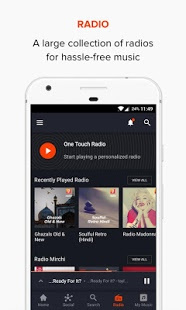 Gaana Music: Bollywood Songs & Radio v7.8.8.1 MOD APK [Latest]