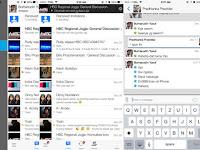 BBM I-Phone 6 v3.2.5.12 Terbaru