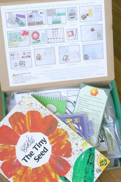 Ivy Kids Subscription Box