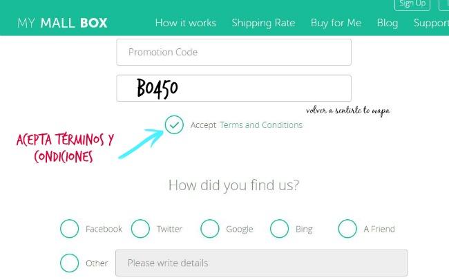 My Mall Box, la alternativa a Shipito {GUIA completa} - Como comprar en Estados Unidos sin miedo a Aduanas