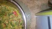 طريقة عمل قرنبيط مقلي بخلطة رووووعة وعجة قرنبيط جميلة جدا مع ماما صفاء