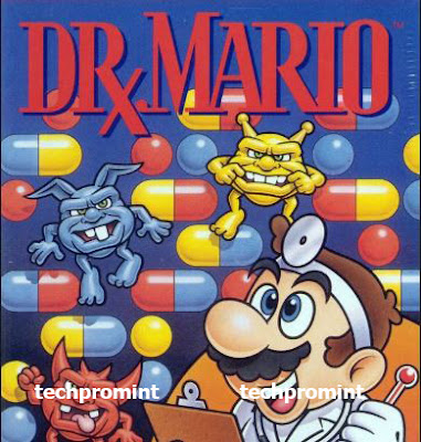Nintendo News:Nintendo is building Dr. Mario for iOS and Android