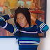 Chika Ike shows off her sexy face