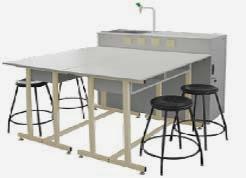 jual furniture lab sekolah