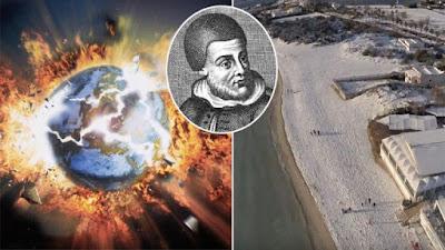 Profeta italiano fez profecia apocalíptica que se cumpriu em 2017