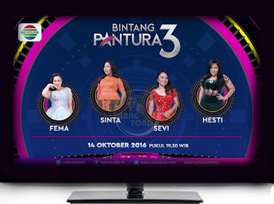 Bintang Pantura 3 Babak 16 Besar Grup 4 Kamis 14 Oktober 2016