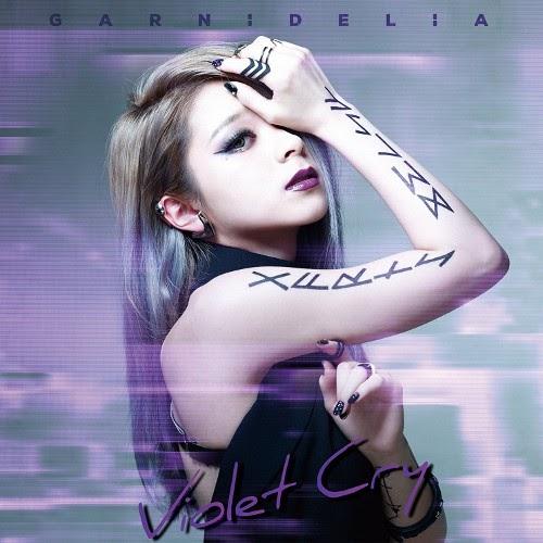 Download garnidelia Violet Cry rar, zip, flac, mp3, hires