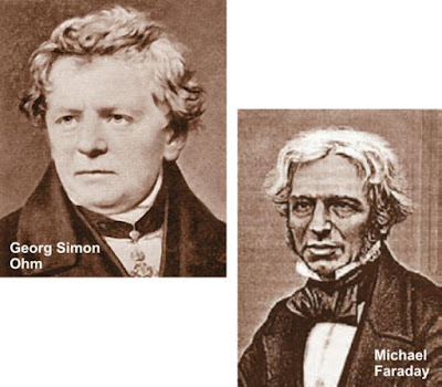 georg_simon_ohm_michael_faraday