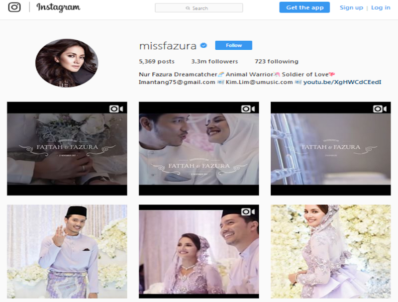 Video Pernikahan #Fattzura