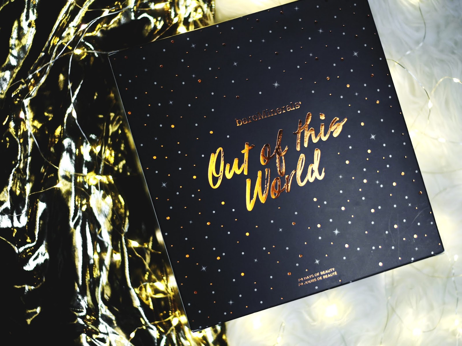 bester Beauty Adventskalender bareMinerals