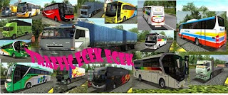 Download Traffic Indonesia Ecek-Ecek ETS2