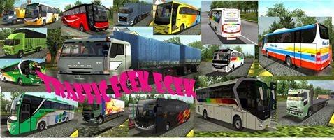 Download Traffic Indonesia Ecek-Ecek ETS2