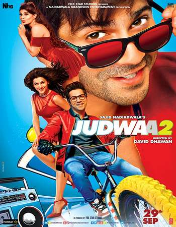 Judwaa 2 2017 Full Hindi Movie DVDRip Free Download