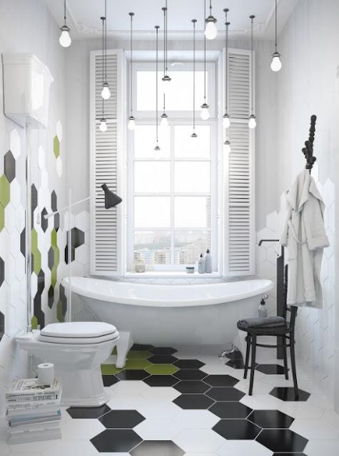 desain kamar mandi minimalis tapi modern 2x2