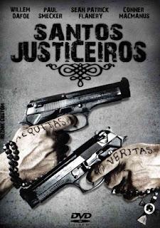 Santos Justiceiros poster