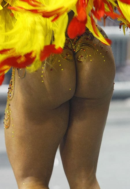 Brazil Carnival Nude Photos