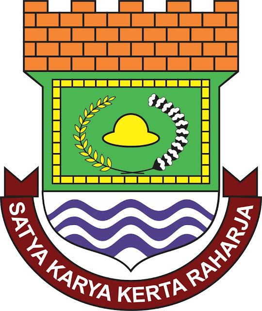 Logo Kabupaten Tangerang, Banten CorelDraw Vector CDR