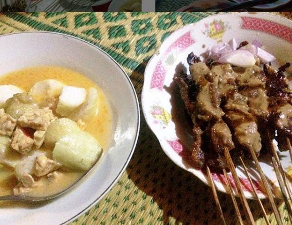 Sate Sapi Karang