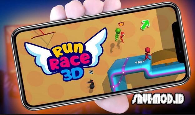 Run Race 3D MOD APK 1.1.3 Unlimited Money