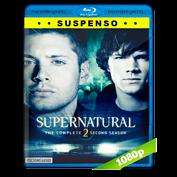 Supernatural Temporada 2 BluRay 720p Dual Latino Ingles