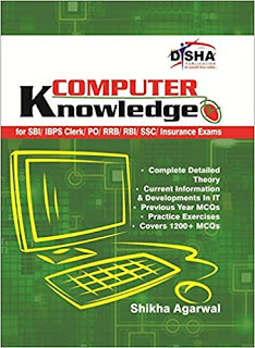Disha Publication Computer Awareness Book PDF for Bank Exam