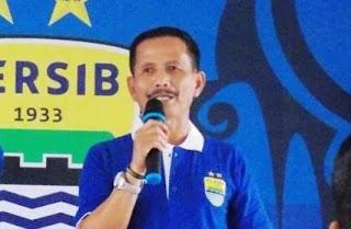 Djanur: Persib Bandung Siap Menang Lawan Gresik United Meski Tanpa Bobotoh