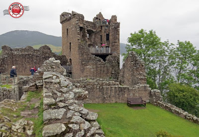 Escocia, Castillo Urquhart