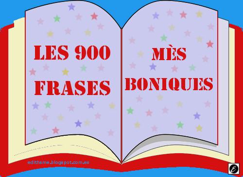 Edithsme Les 900 Frases Mes Boniques