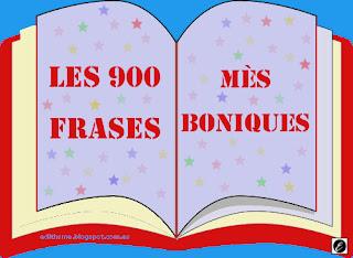 900 frases m´es boniques