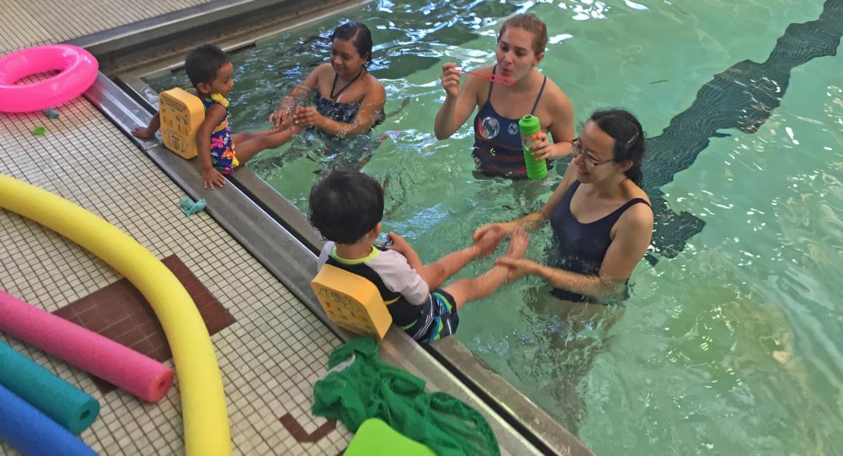 Roosevelt Islander Online Roosevelt Island Marlins And Island Kids Host First Splash A Palooza