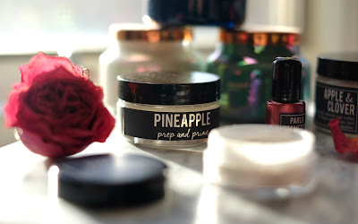 Parlo Cosmetics Pineapple Prep and Prime