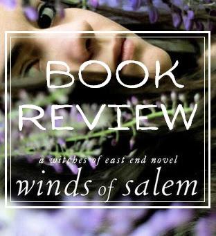 #BookReview: Winds of Salem by Melissa de la Cruz