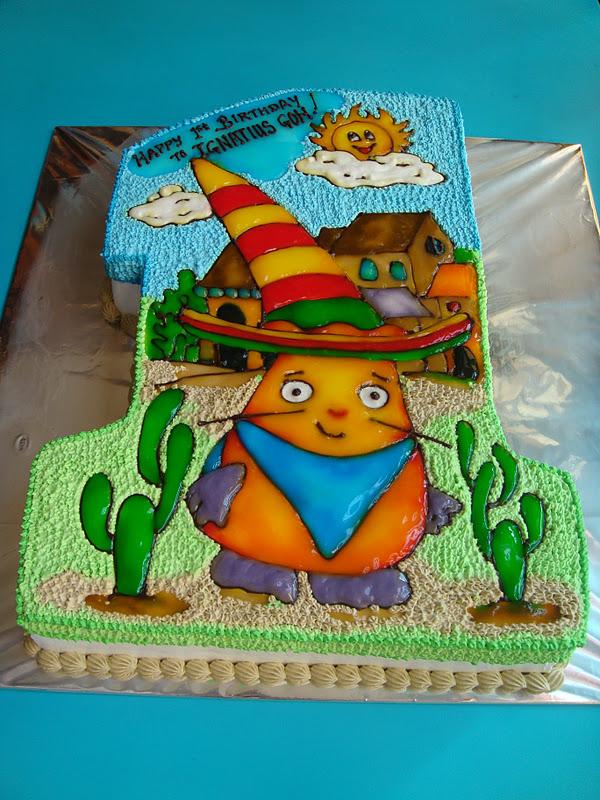 Yummy Baking Babytv Hungry Henry Fresh Cream Cake R