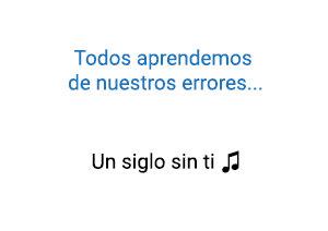 Chayanne Un Siglo Sin Ti  significado de la canción.