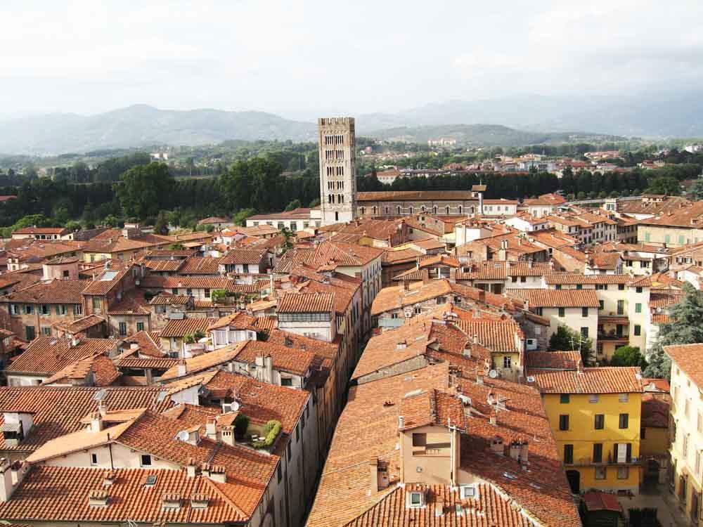 Lucca | Cidade da Itália