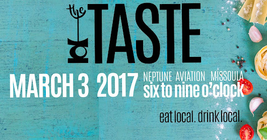 The Taste 2017 - Montana Food Bank Fundraiser
