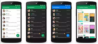 Masih banyak orang yang memakai aplikasi SMS bawaan android mereka Aplikasi SMS Android Paling Populer Dan Gratis tahun 2018