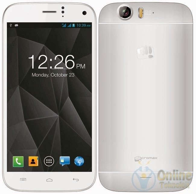 microsmax canvas turbo a250