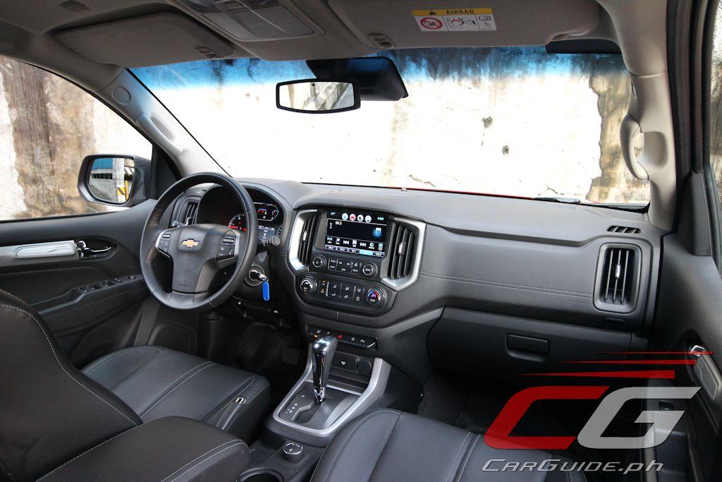 Review 2017 Chevrolet Trailblazer 4wd Z71 Philippine Car News