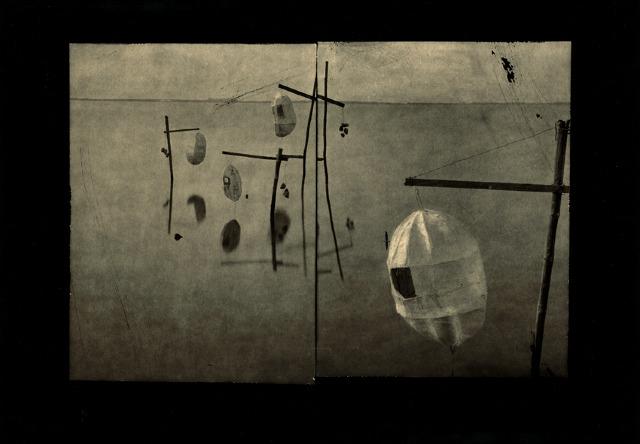 """1 Laurent Millet - """"Petites Machines Littorales"""", 1997"""