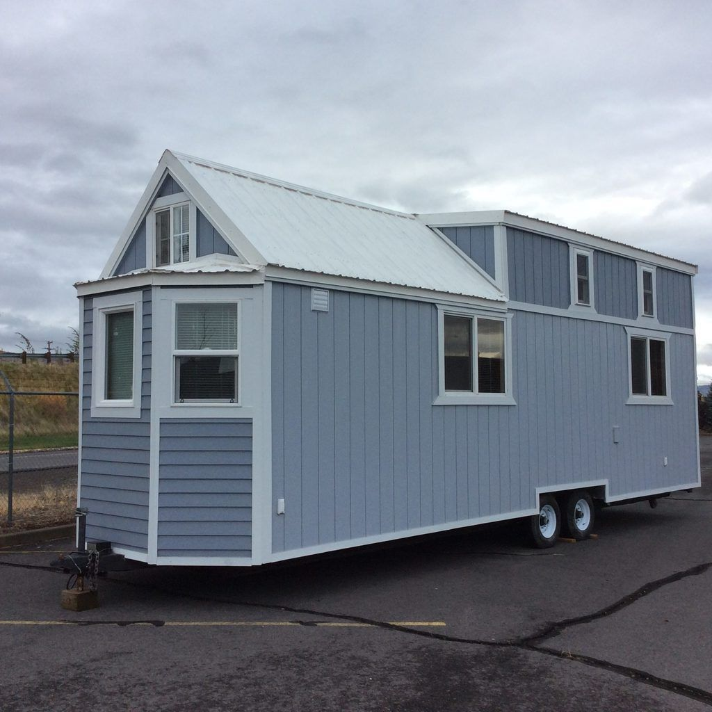 TINY HOUSE TOWN: Klamath Falls Tiny House (410 Sq Ft) on hotels in klamath falls oregon, weather in klamath falls oregon, restaurants in klamath falls oregon, miller family in klamath falls oregon,
