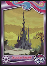 My Little Pony Changeling Kingdom Series 4 Trading Card