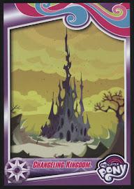 MLP Changeling Kingdom Series 4 Trading Card