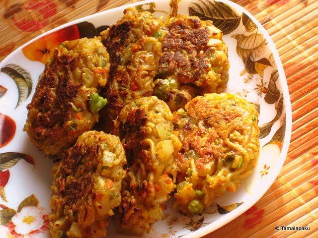 Image result for Noodle Cutlet
