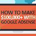 adsense se हर महीने 3000 डॉलर कैसे कमाए