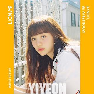 Yiyeon (이연)